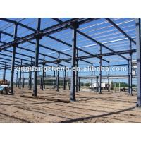 Quality Previous Design Xgz Brand High Quality Steel Structure for Workshop for sale