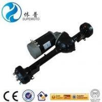 Quality 3kw 48v electric golf cart dc motor with axle for sale