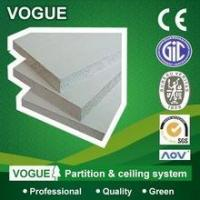 Quality Vogue green magnesium oxide wallboard fireproof insulation board perlite board for sale