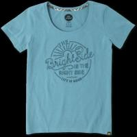 Buy cheap Women's Bright Side Right Side Creamy Scoop Tee from wholesalers