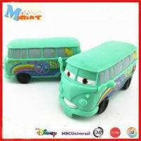 Quality small promotional 3d mini model bus toys for kids for sale