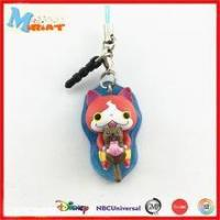 Quality Japanese popular handset hangs pvc mascot for decoration for sale