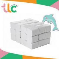 Buy cheap Disposable Jombol Rolls Comfortable White Tissue Toilet Paper from wholesalers