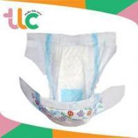Quality comfortable PP tape with PE film backsheet baby diaper for sale