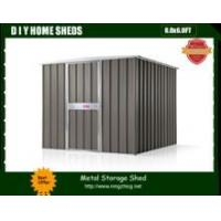 Buy cheap D I Y Metal Garden Shed product