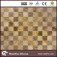 Buy cheap new design marble composite flooring product