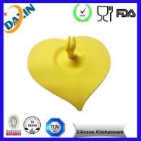 Quality popular silicone cup cover/Flower Design Top Silicone Cup Covers for sale