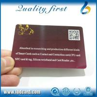 Quality CONTACTLESS CARD 13.56MHZ Access Control Card for sale