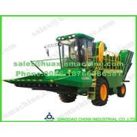 China Corn Machinery 4YJ-8 self-propelled Corn Combine harvester on sale
