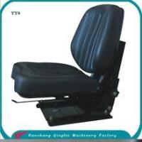 Quality Chinese Made Tractor Seat with Shock Absorber , Fiat Tractor 480 Parts for sale