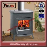 Quality Modern times wood burning cast iron stove for sale