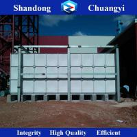 Quality GRP Assembled Water Tank For Drinking/ Irrigation/Firfighting for sale