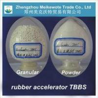 Quality accelerator TBBS (95-31-8) for rubber chemicals importers in India for sale