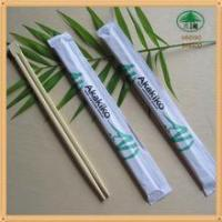 Quality Sushi tableware- disposable bamboo chopsticks for sale