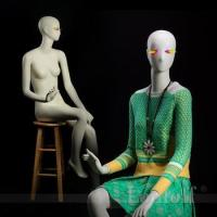 Buy cheap New design sexy abstract adult sitting woman mannequins from wholesalers