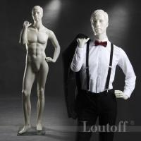 Buy cheap Cheap sexy abstract male mannequin dummy for window display shop from wholesalers