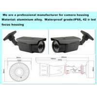 selling outdoor CCTV camera housing ,good quality