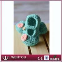 Free Crochet Pattern Baby Booties
