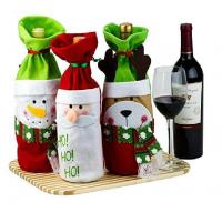 Buy Recycled Luxury Promotional Glass Wine Printing Paper Gift Packing Bag at wholesale prices