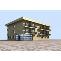 Quality Prefab Modular Residential Commercial Building for sale