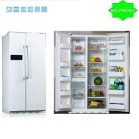 China BCD-537 french door Refrigerator ( Black Glass Door, Net capacity 537L) on sale
