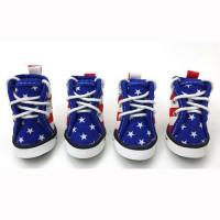 China Dog Shoes & Boots Canvas Sports Dog Shoes on sale
