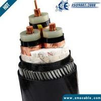 Buy cheap Steel or Aluminum Wire Armored Underground Cable Steel Wire/type Armoured Copper Power cabl from wholesalers