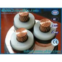 Buy cheap Steel or Aluminum Wire Armored 18-35kv IEC standard High Voltage XLPE Cables cheap price from wholesalers