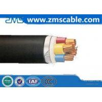 Buy cheap Steel or Aluminum Wire Armored Steel wire armoured power cable PVC sheathed 4 core copper c from wholesalers