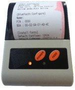 Quality TCMPT001A 58MM portable bluetooth printer for sale