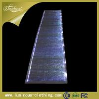 Quality YQ-56 light up table runner, party table runner, banquet table runner, wedding table runner for sale