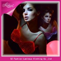 Quality YQ-07 Attractive eyes fashion LED lighting sexy photos women short skirts for sale