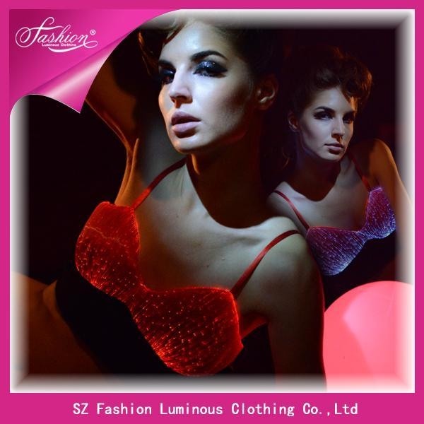 Buy YQ-07 Attractive eyes fashion LED lighting sexy photos women short skirts at wholesale prices