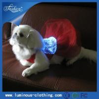 Buy cheap YQ-53 Light up pet clothes, illuminated dog clothes, unique dog accessories from wholesalers