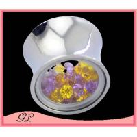 Quality GL-T01793 colored balls body jewelry tunnel plug for sale