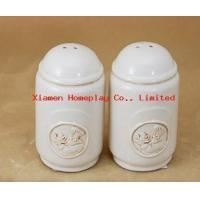 Buy Ceramic Pepper Caster S/2 at wholesale prices