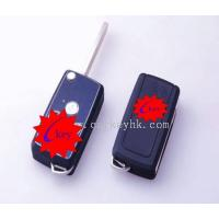 Quality M odified H onda 3 buttons flip key shell for sale