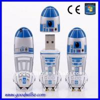 Quality Private mould PVC star war usb . for sale