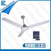 Remote control 12V 56inch dc decorative ceiling fan ADC-12V56E