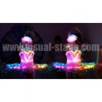 Quality VS-C33 Full Color LED & Fiber Optic Light Ballet Costumes for sale
