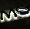 Buy Halo Light 3D Stainless Steel Letter for Outdoor Sign at wholesale prices