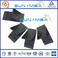 China Clamp plate/rail clamp/anchor plate/steel sleepers on sale