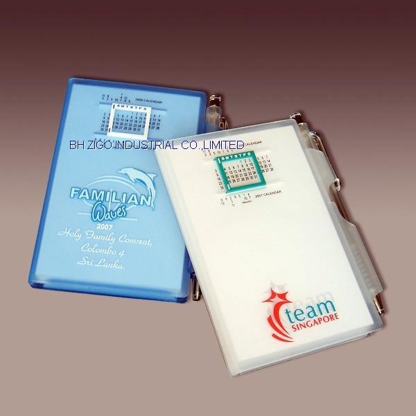 Buy Plastic Memo Holder with Pen at wholesale prices