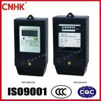 EM311DS EM311TH SINGLE PHASE ELECTRONIC FRONT BOARD INSTALLED ACTIVE ENERGY METER
