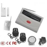 8 zones wireless PSTN alarm with keyboard