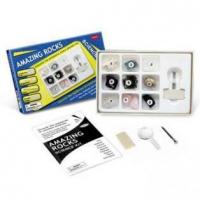 Buy cheap Set of 9, Amazing Rocks Science kit. product