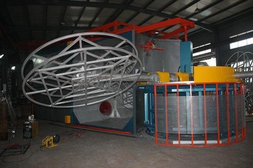 rotomolding machine for sale