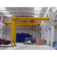 Quality Half BMH type electric hoist gantry crane for sale