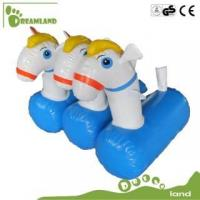 inflatable horse inflatable pony hop racing