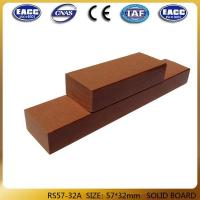 Quality 57*32mm WPC Solid Board for sale